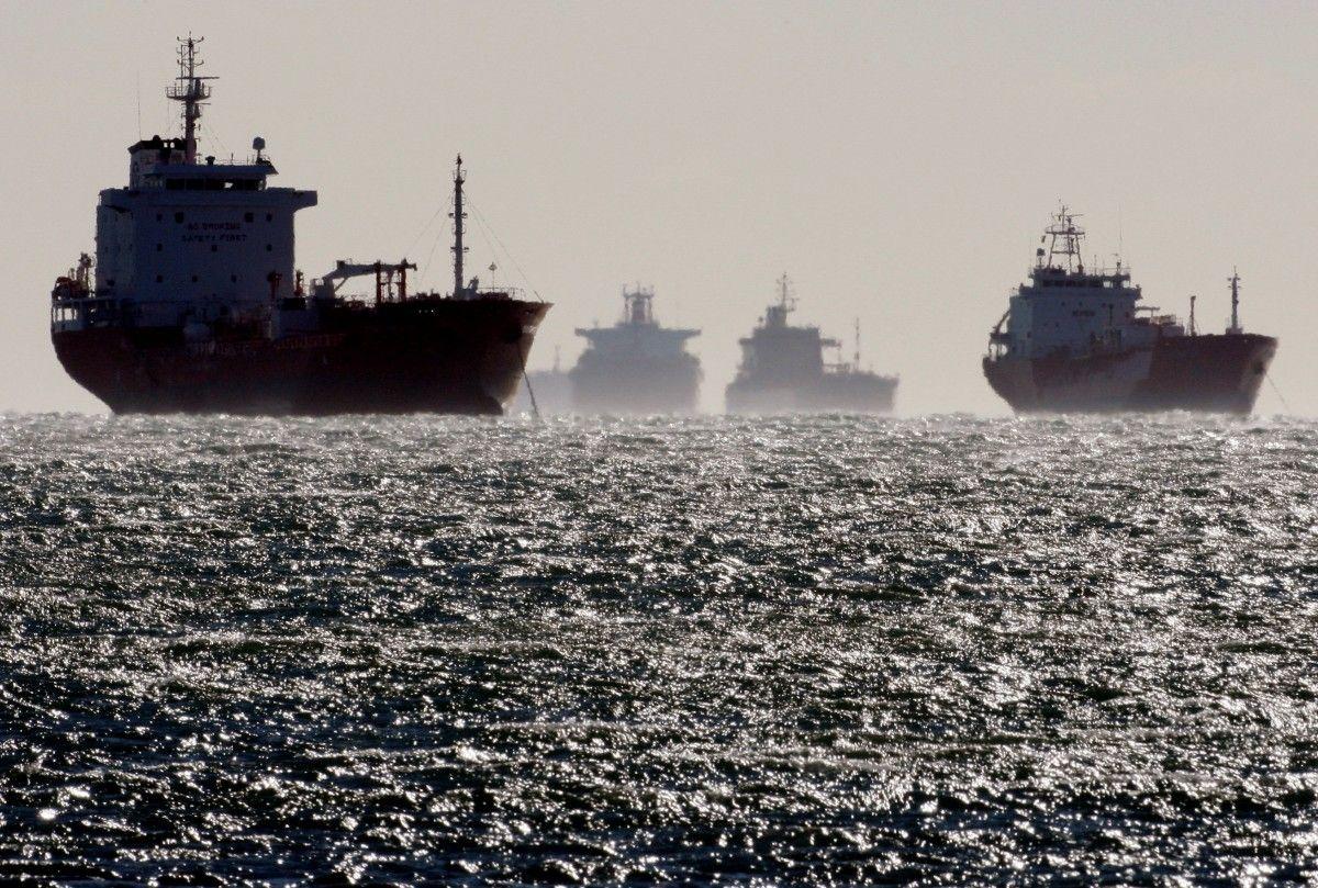 Российские танкеры