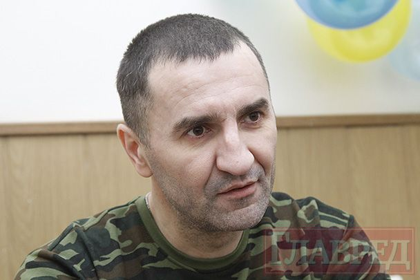 Освобожденный после обмена Николай Герасименко