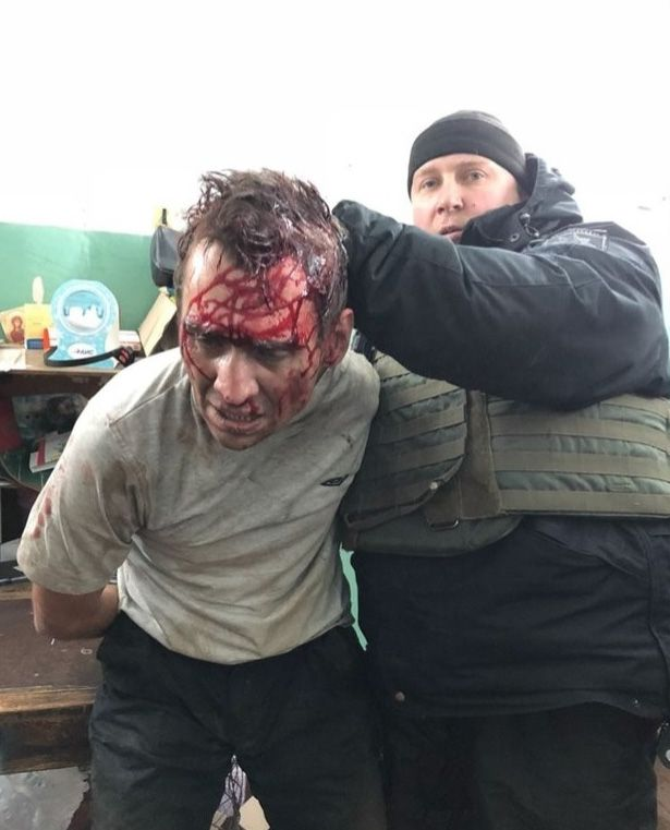 Аваков показал фото преступника