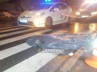 Смертельное ДТП в Киеве