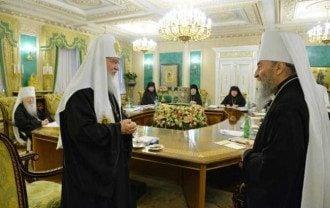 РПЦ никогда не отпустит УПЦ