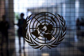Логотип ООН