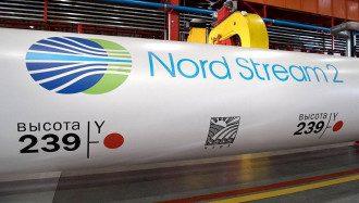 """Финдиректор Nord Stream 2 AG сказал, что компания летом начнет строить газопровод """"Северный поток-2"""" по дну Балтийского моря"""