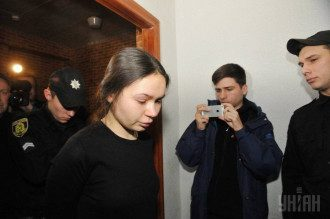 Зайцева, ДТП, Харьков