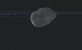 Земля разминулась с астероидом
