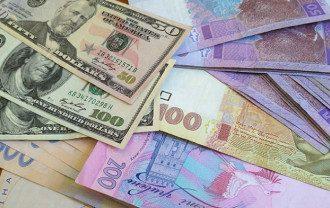 Гривни и доллары