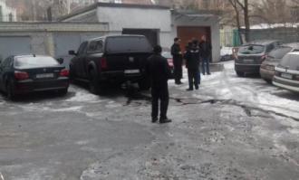 В Харькове авто было повреждено сегодня утром