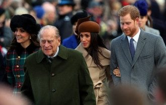 СМИ выяснили, какой скандальный совет дал принцу Гарри его дед на счет Меган Маркл