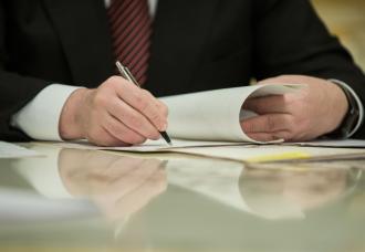 Петр Порошенко подписал закон