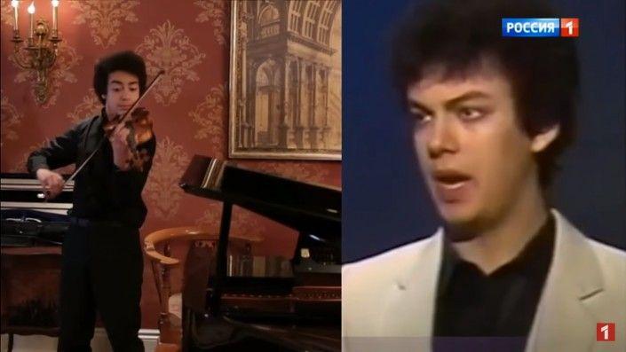 Сын саксофонистки