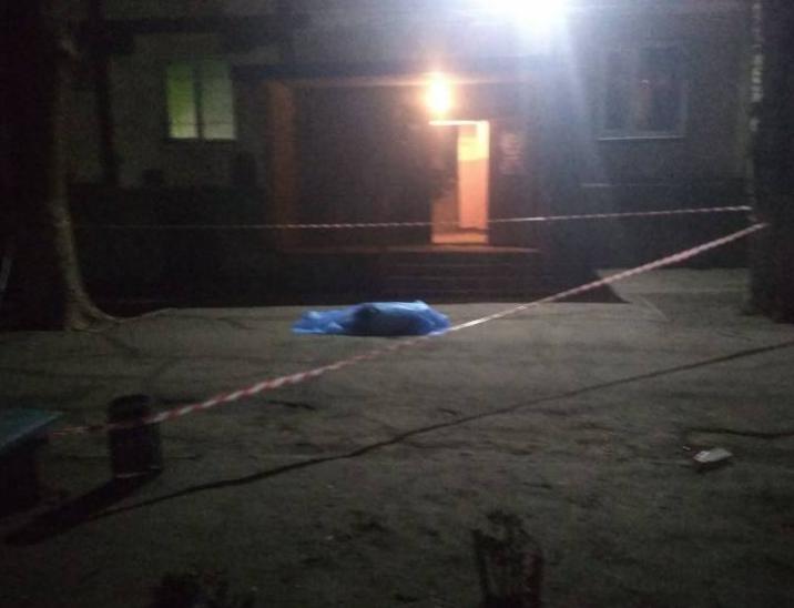 Мужчина якобы скончался на месте происшествия