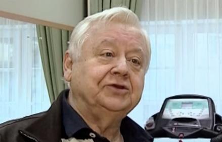 Олег Табаков умер в госпитале в окружении семьи.