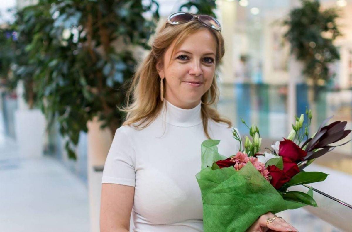 Ирина Ноздровская.