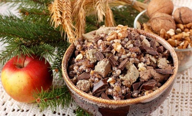 Названы лучшие рецепты кутьи на Старый Новый год