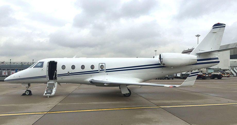 самолет Gulfstream G150