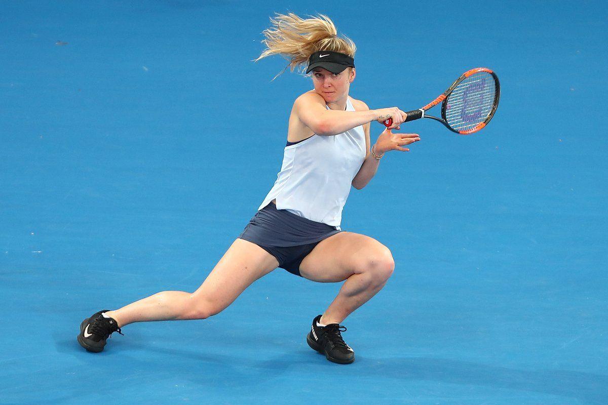 Свитолина вышла в финал турнира в Брисбене