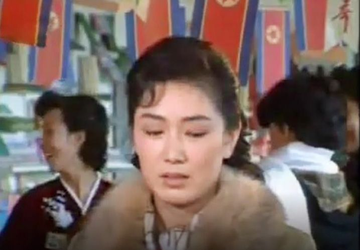 Кадр из фильма КНДР