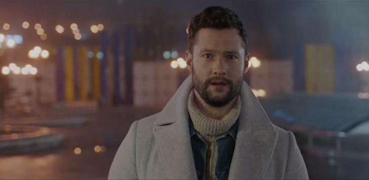 Калум Скотт снял клип в Киеве