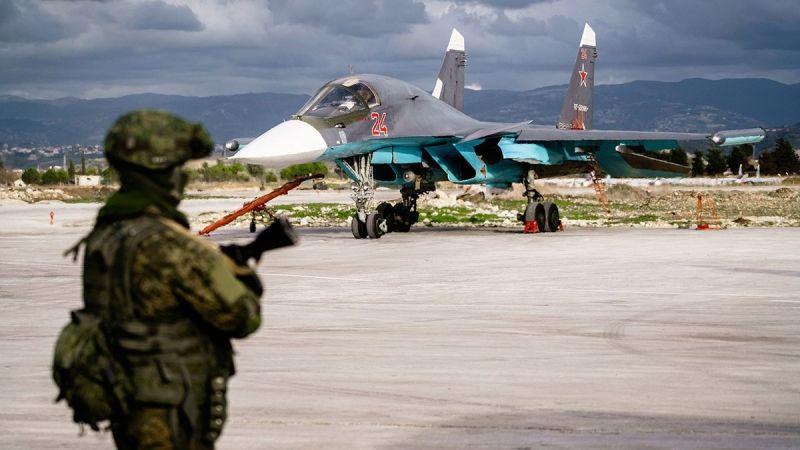 Российская авибаза Хмеймим (Сирия)