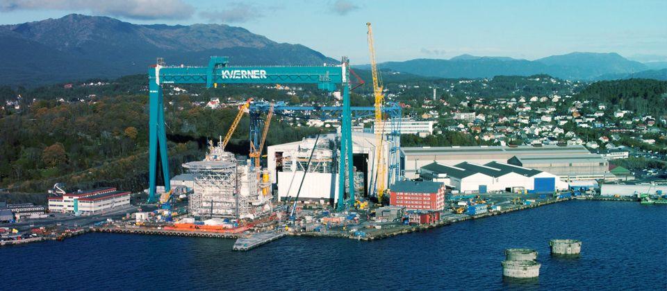 Строительством займется норвежская компания Kværner