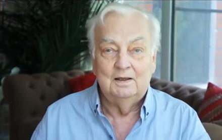 Михаил Державин умер в больнице, сообщила его вдова