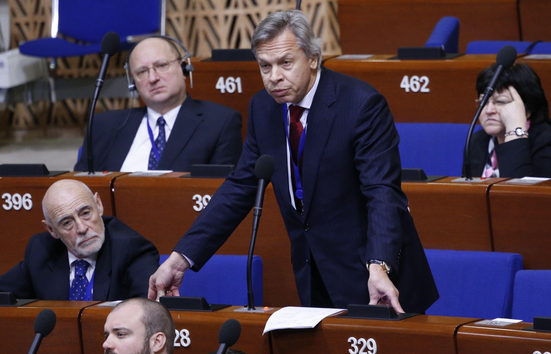 Российская делегация в ПАСЕ