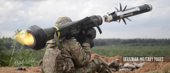 В Украине испытали комплексы  Javelin