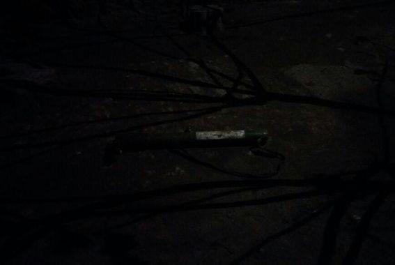 В Одесской области из гранатомета разнесли кафе, фото