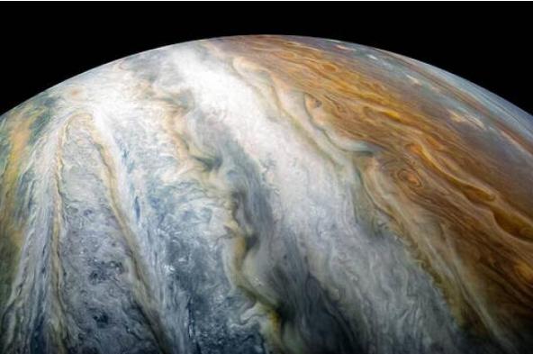 В NASA опубликовали еще одно яркое фото из космоса