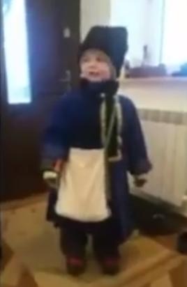 Посевалка в исполнении ребенка стала популярной в соцсети