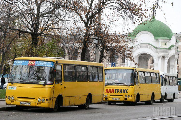 Экс-замминистра инфраструктуры сообщил, что в Украине для исчезновения маршруток парламент должен изменить закон об автотранспорте