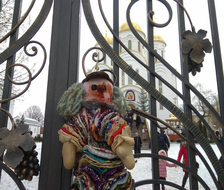 В Тернополе активисты приняли участие в акции против УПЦ МП