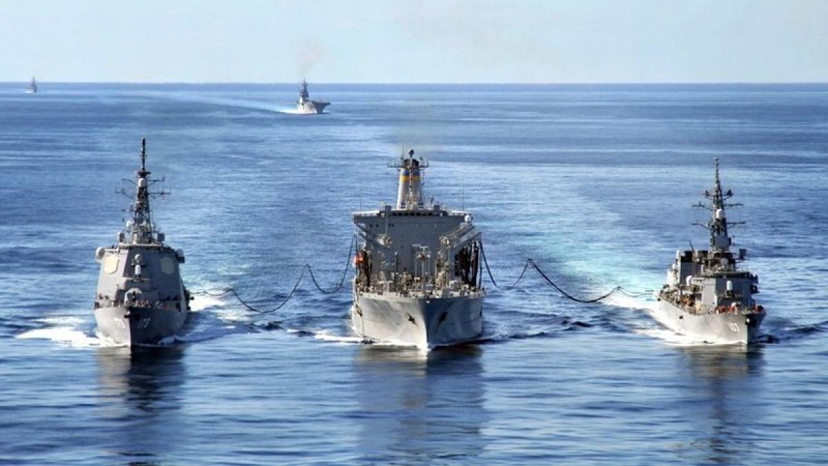 Крым корабли