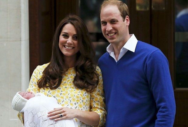 Принц Уильямм и герцогиня Кейт Миддлтон