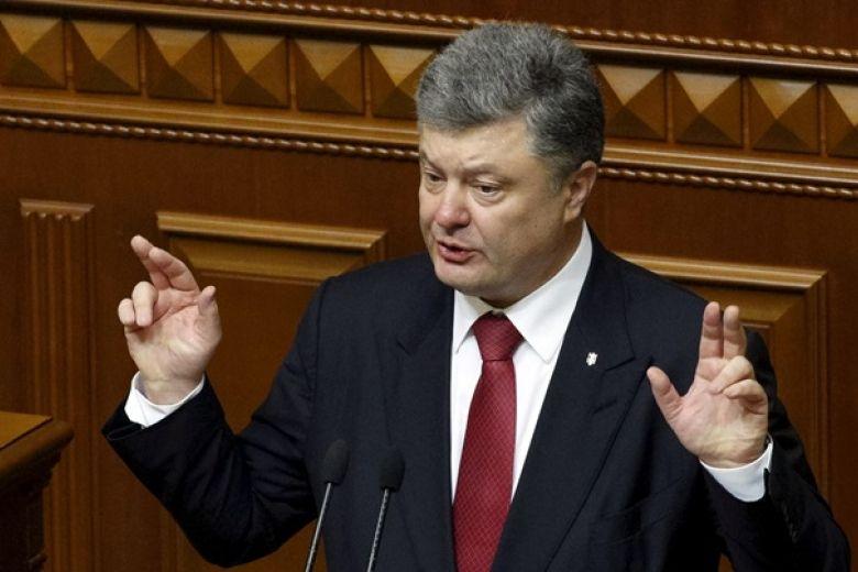 Журналист назвал основные цели Порошенко