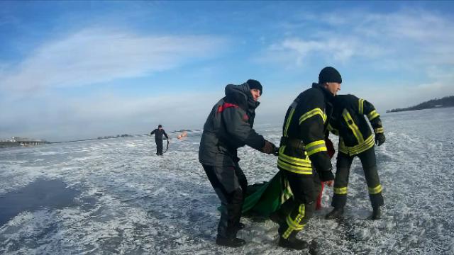 В Черкассах на Днепре погиб 16-летний парень
