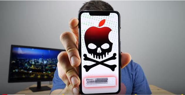 iPhone, уязвимость, смартфон