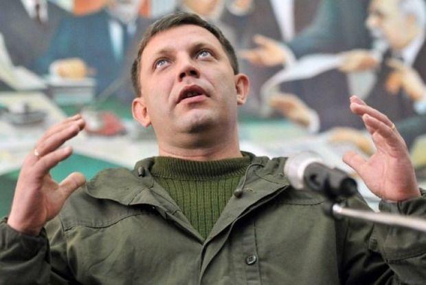 В убийстве Захарченко