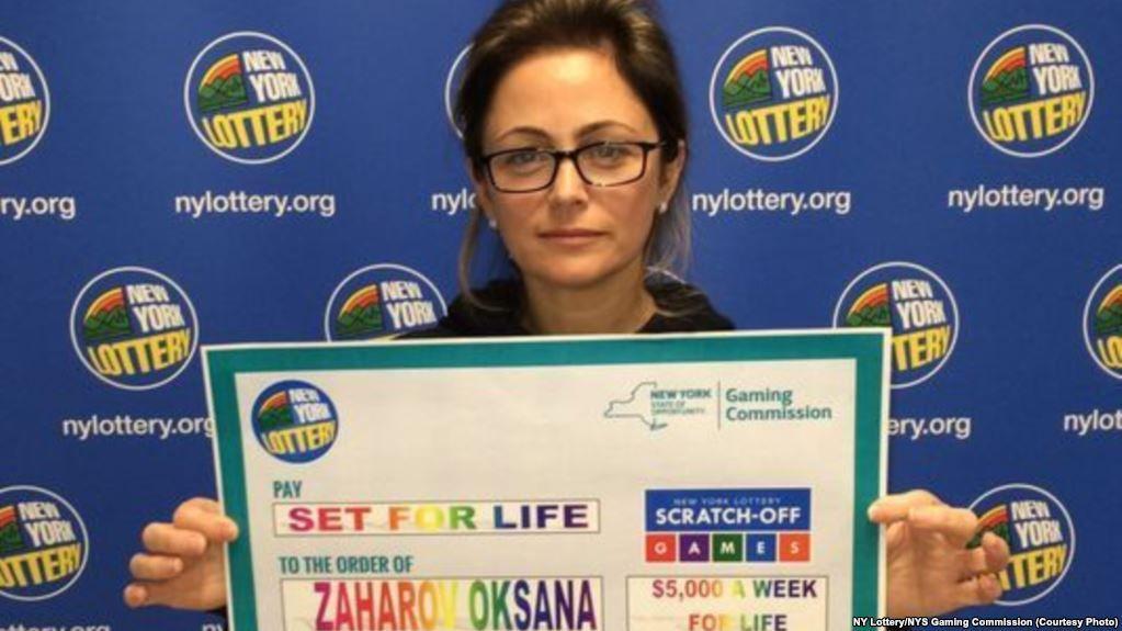 Эмигрантке из Украины Оксане Захаровой случайно повезло.