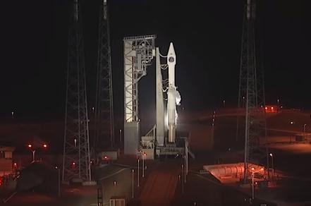 Запущенный спутник должен стать частью миссии SBIRS