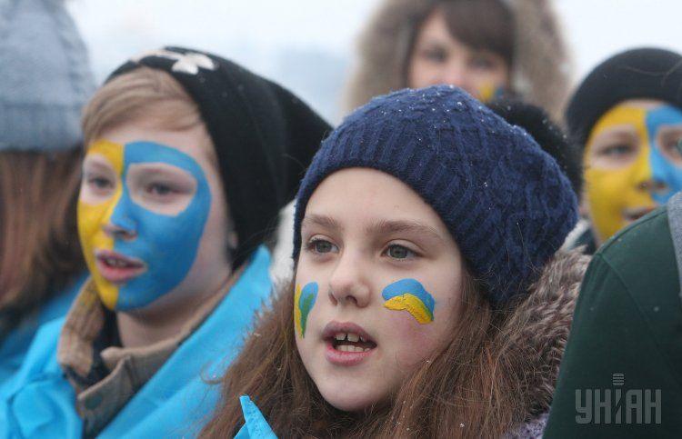 Украина начала выбираться из болота лишь четыре года назад