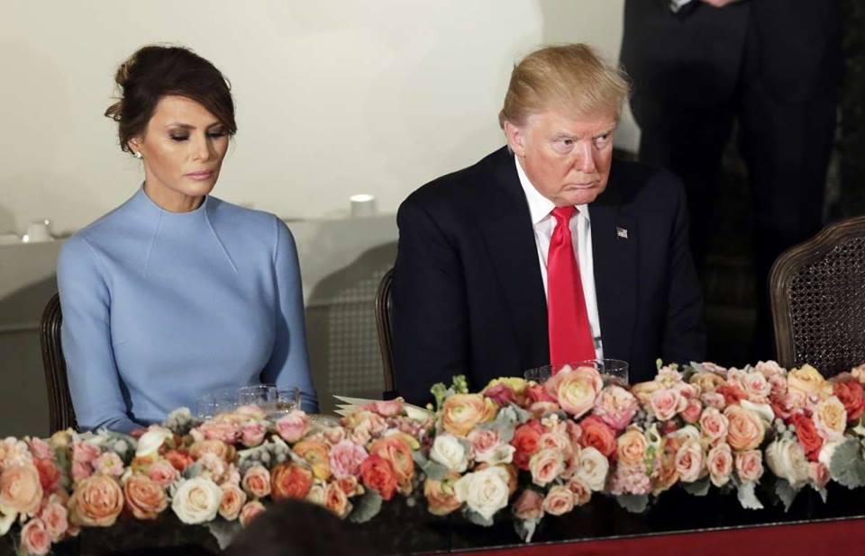 Трамп отмечает первую годовщину инаугурации