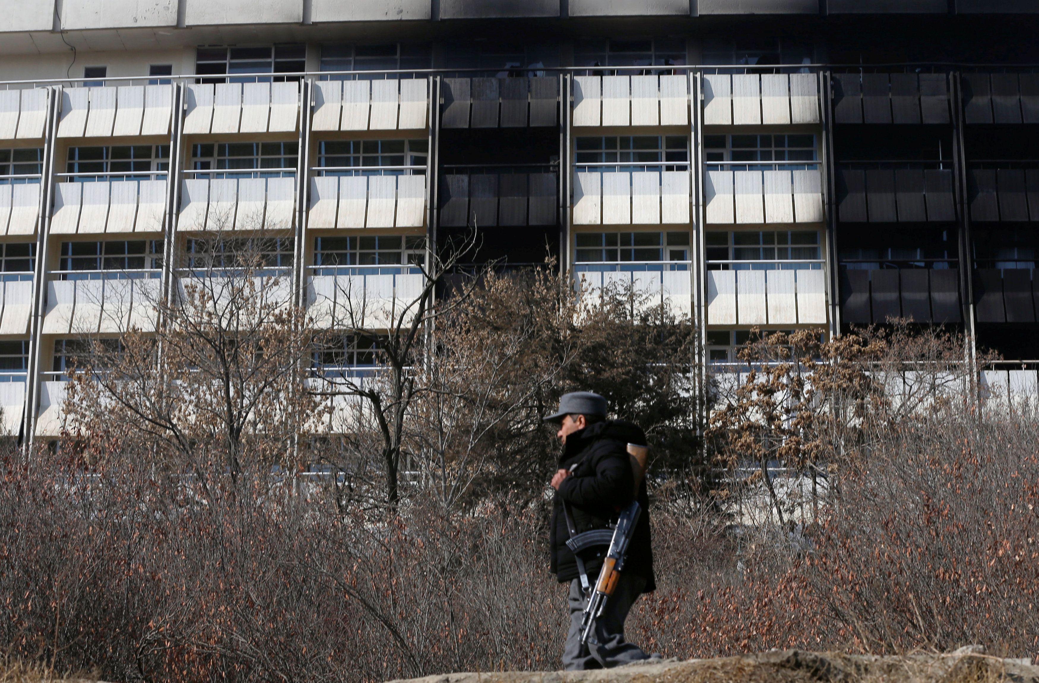 Четверо погибших в Кабуле наших соотечественников были  сотрудника авиакомпании