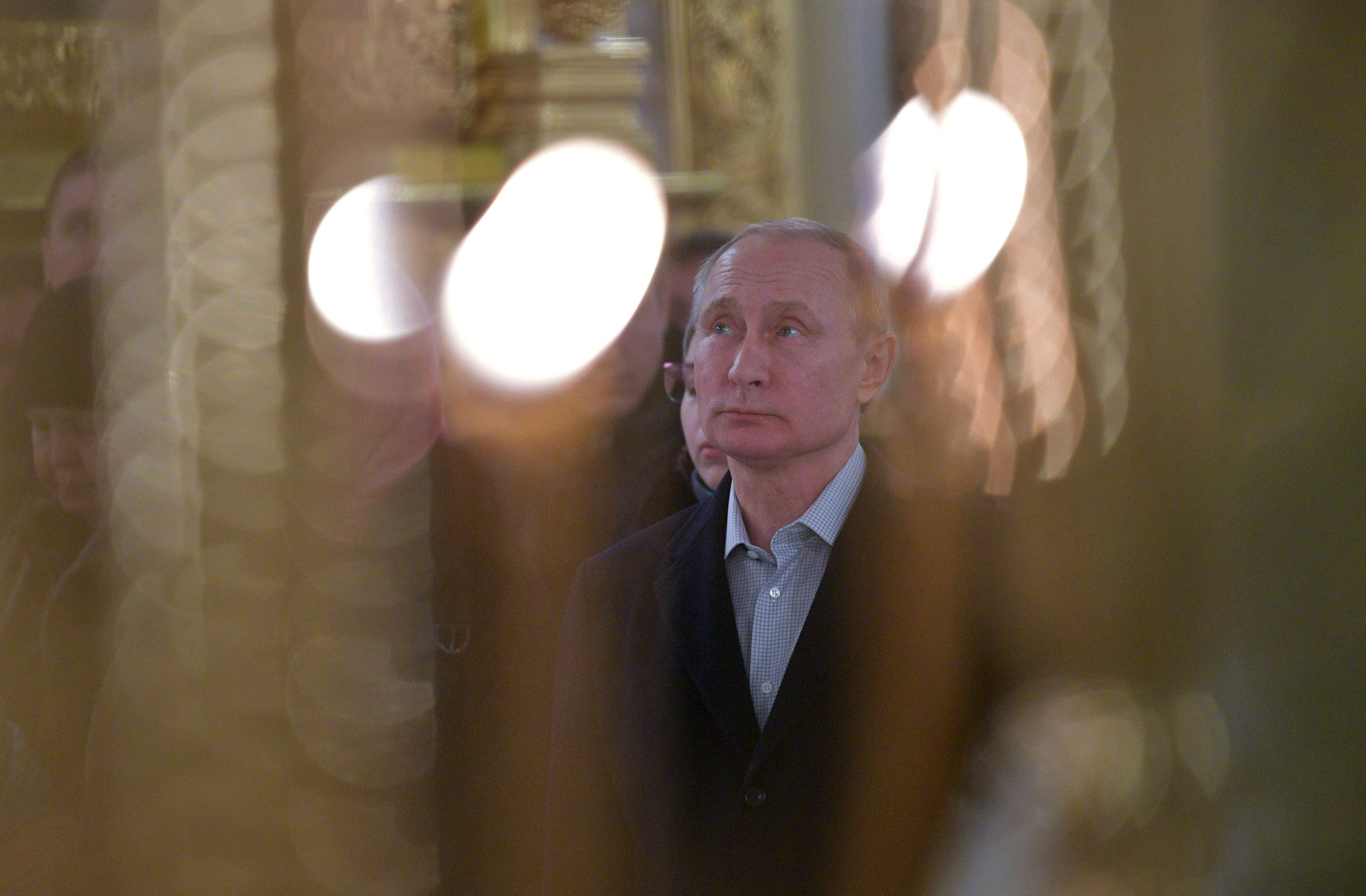 Владимир Путин перешел все возможные границы не только с Украиной, но и с США, считает эксперт