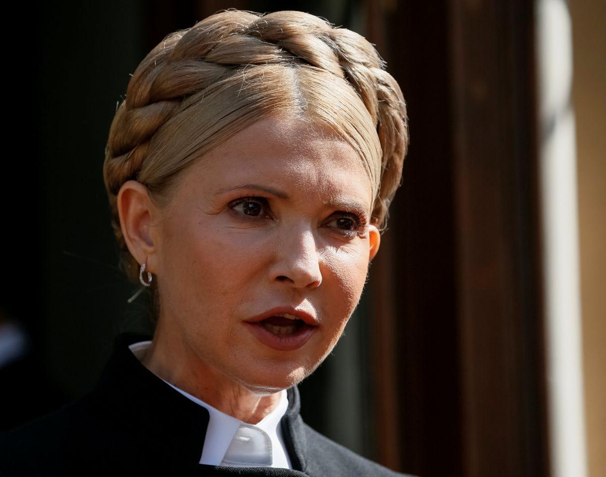 Юлия Тимошенко больна гриппом.