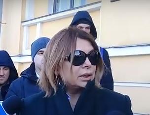 Наталья Влащенко сказала, как ей угрожал нардеп