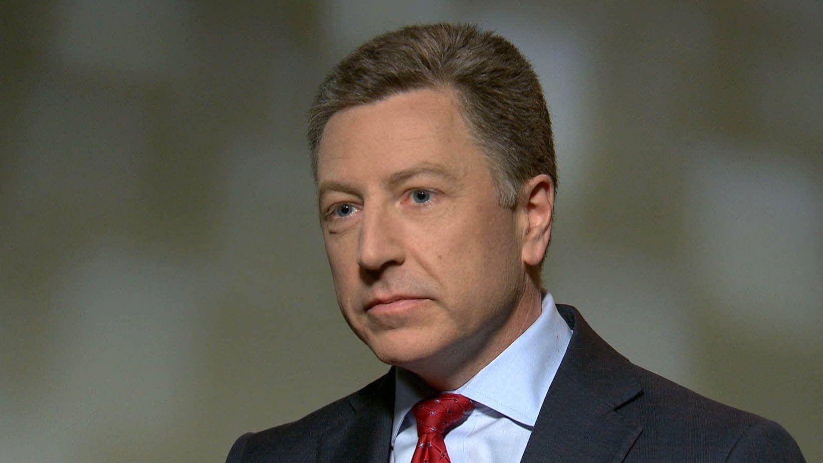 Курт Волкер заявил, что США готово оказать военную помощь Украине