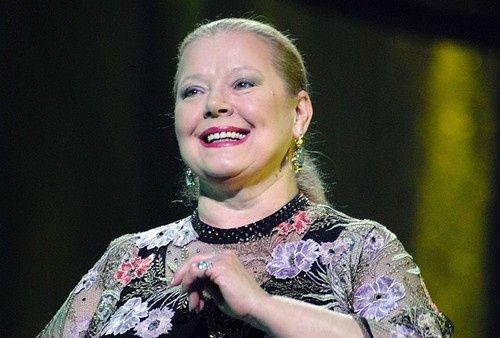 В России умерла Людмила Сенчина