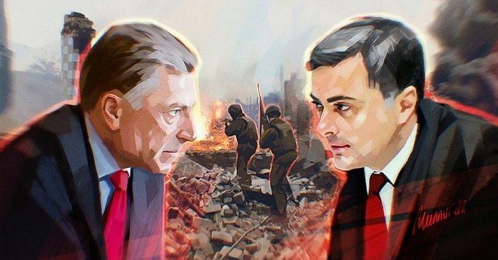 Волкер, Сурков, переговоры по Донбассу