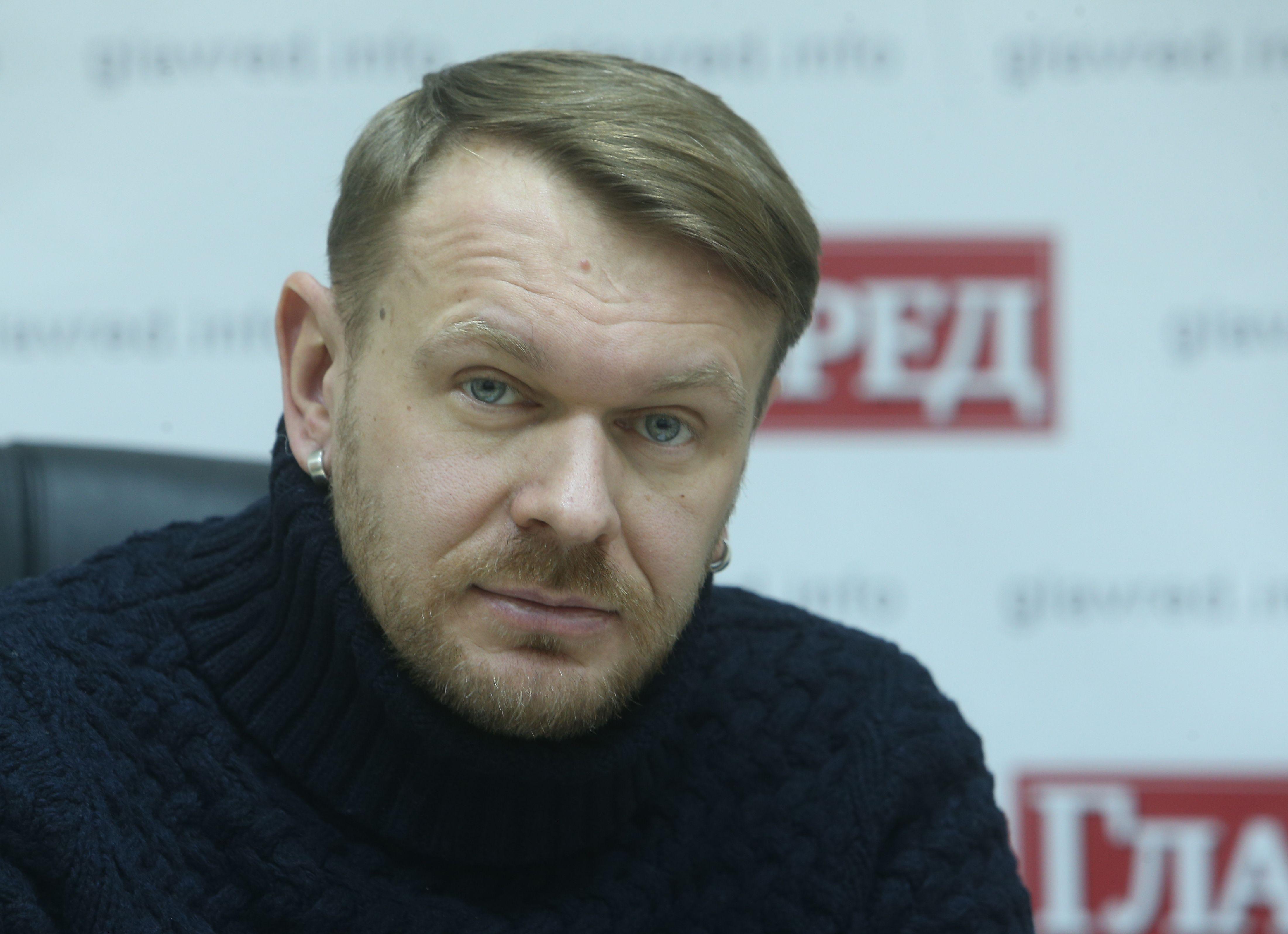 Сашко Положинский сказал, что наблюдательности в нем больше, чем уверенности